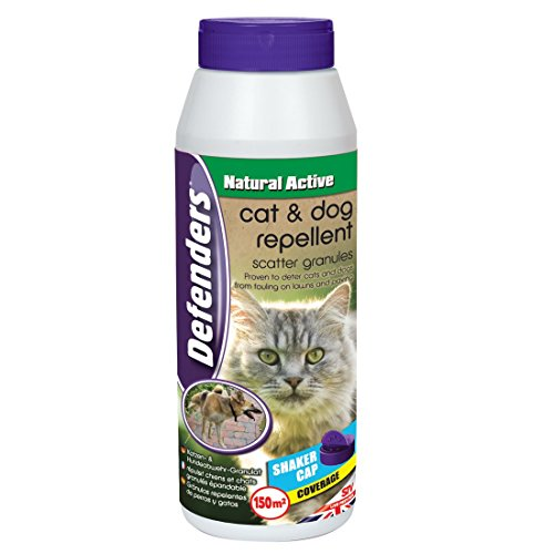 R pulsif chat naturel pour jardin r pulsifs for Anti chat jardin